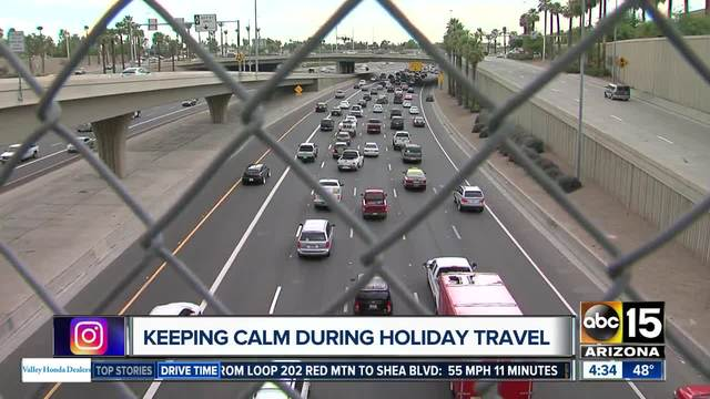Record number of travelers expected for holidays