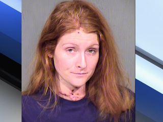 PD: Buckeye mom admits to shooting 2-year-old