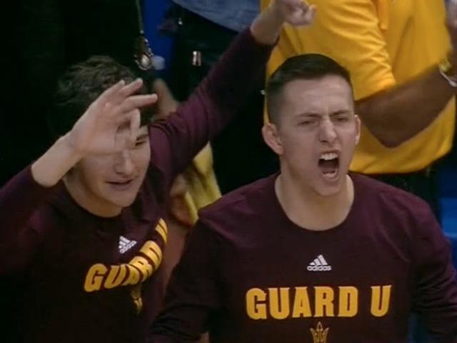 Men's College Basketball: No. 3 ASU remains unbeaten