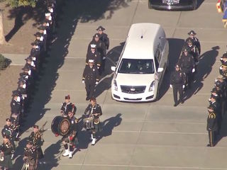 Community says goodbye to El Mirage officer