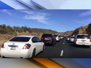 7 hurt in crash on I-17 near Black Canyon City