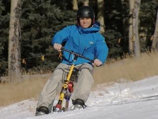 DETAILS: Ski biking adventure in northern AZ!