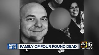 CCSO: Family of 4 dies of possible CO poisoning