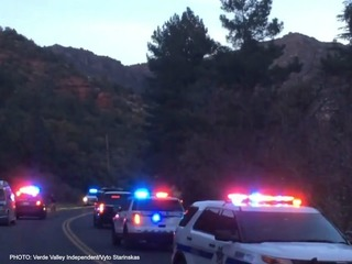 FBI: Shooting involving officer along SR 89A