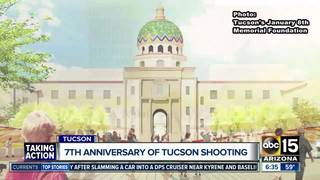 Tucson memorial moves forward on anniversary