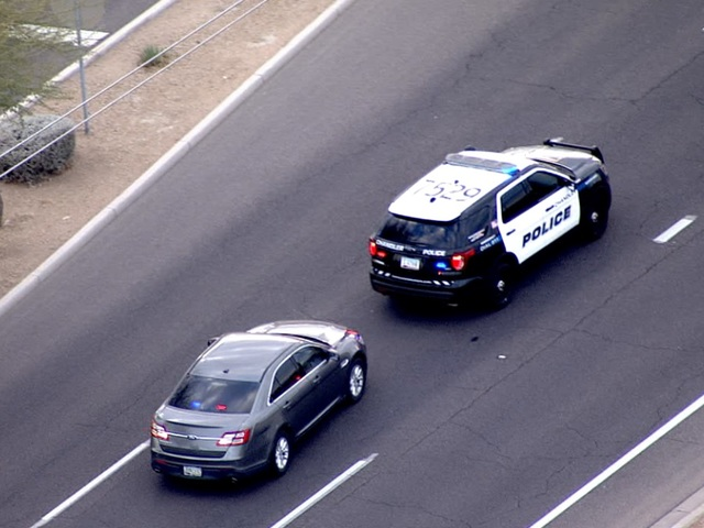Chandler police searching for suspect in officer shooting for Department of motor vehicles chandler az
