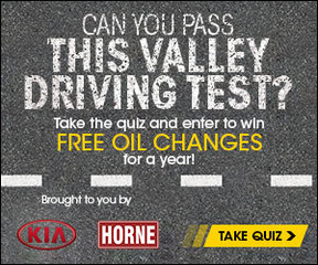 RULES: Horne Kia Free Oil Changes for A Year