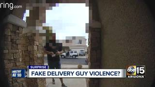 Man reports shady tactics from Valley Delivery