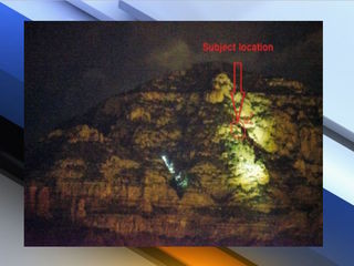 15-year-old rescued from Sedona mountain