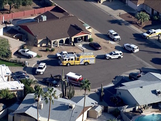 Police respond to shooting in Glendale, 2 shot