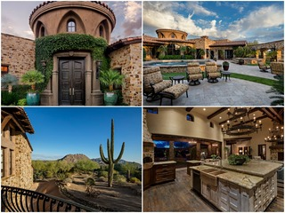 PHOTOS: $6.9M Scottsdale home to sell at auction