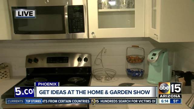 The Maricopa County Home U0026 Garden Show Is Jan. 12 14 At The Arizona State  Fairgrounds. But Youu0027ll Leave With More Than Just Ideas, There Are Tons Of  ...