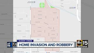 MCSO: Robbers tie up residents in Queen Creek