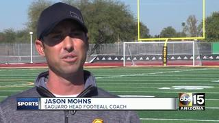 Saguaro coach up for nat'l Coach of Year award