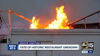 Fate of Apache Junction restaurant still unclear