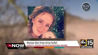 PD: Woman hit by stray bullet in Buckeye dies