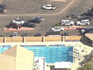 PD: 2 detained after bank robbery in Phoenix