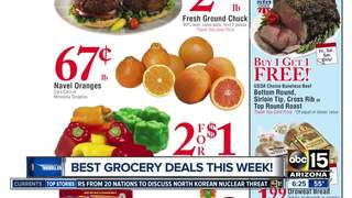 Best grocery deals this week!