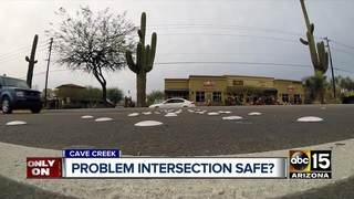 Valley community wants solution to intersection