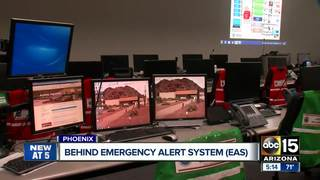 How Arizona handles emergency alerts