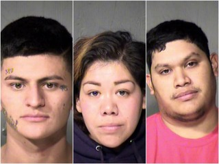 PHX PD: 3 arrested in 14 fast food robberies