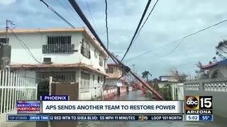 APS sending more crews to Puerto Rico