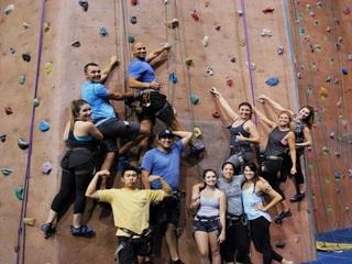 Climb for free at AZ on the Rocks!