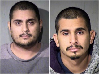 PD: Brothers arrested for sex with a minor