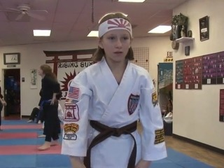 Young Valley karate star is among nation's best