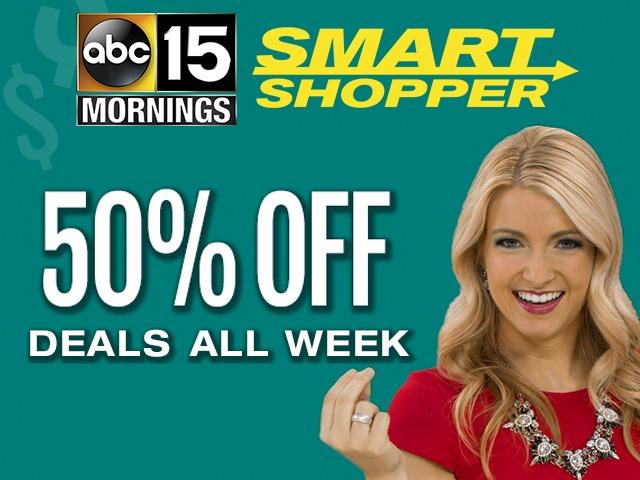 SAVE: Smart Shopper Week of Deals!