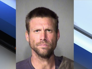 PD: Man allegedly exposes himself in Phoenix