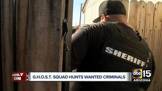 Ride along with Pinal County 'GHOST Squad'