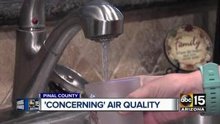 Mother says utility company got her family sick