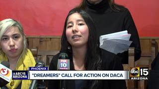 AZ Dreamers demand action on DACA
