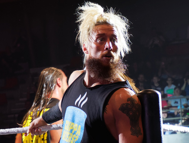 Enzo Amore fired by WWE after woman makes rape allegation against him