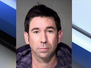 PHX PD: Man caught for 'numerous burglaries'
