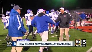 New Hamilton football coach has checkered past