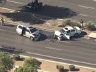 PD: Man dead in head-on crash in Mesa