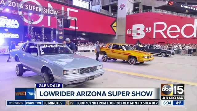 HALF OFF ADMISSION Hop On Over To This Car Show At University Of - Lowrider car show 2018