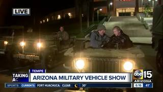 Military vehicle show gears upfor 27th year