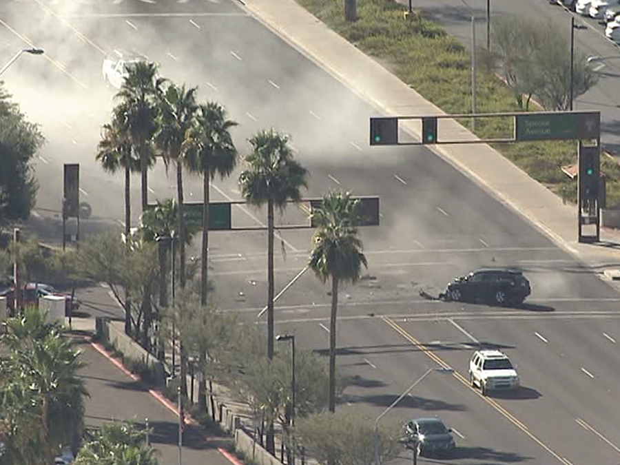 phoenix chase pursuit ends in head on crash in tempe abc15 arizona. Black Bedroom Furniture Sets. Home Design Ideas