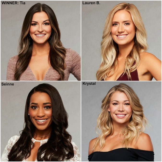 Cannibalism and imaginary glitter: A dude's recap of 'Bachelor' week 5