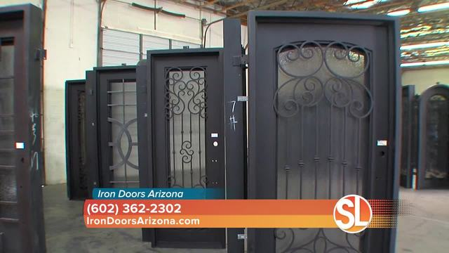 Add instant luxury and security to your home with Iron Doors Arizona & Add instant luxury and security to your home with Iron Doors Arizona ...