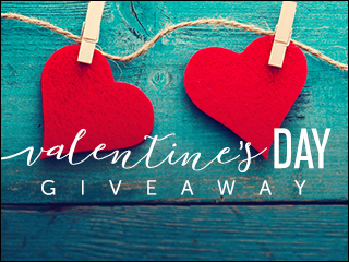 RULES: Valentine's Day Giveaways