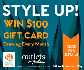RULES: Outlets at Anthem $100 gift card giveaway