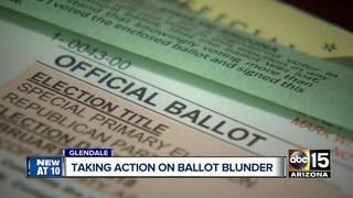 Valley woman receives 2 mail-in ballots