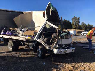 DPS: Troopers involved in crash near Flagstaff
