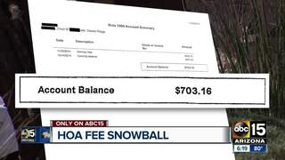 LJK: HOA late fee snowballs into thousands owed