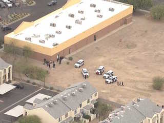 PD: Boy seriously hurt in Glendale shooting