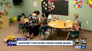 Valley business helping work-from-home moms